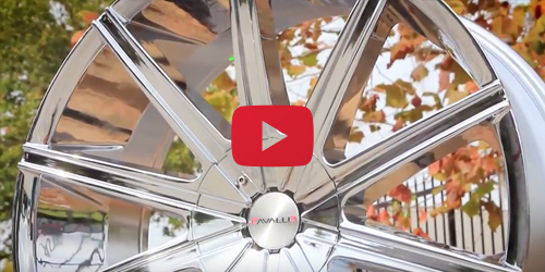 Cavallo CLV-9 Chrome | Wheel Showcase