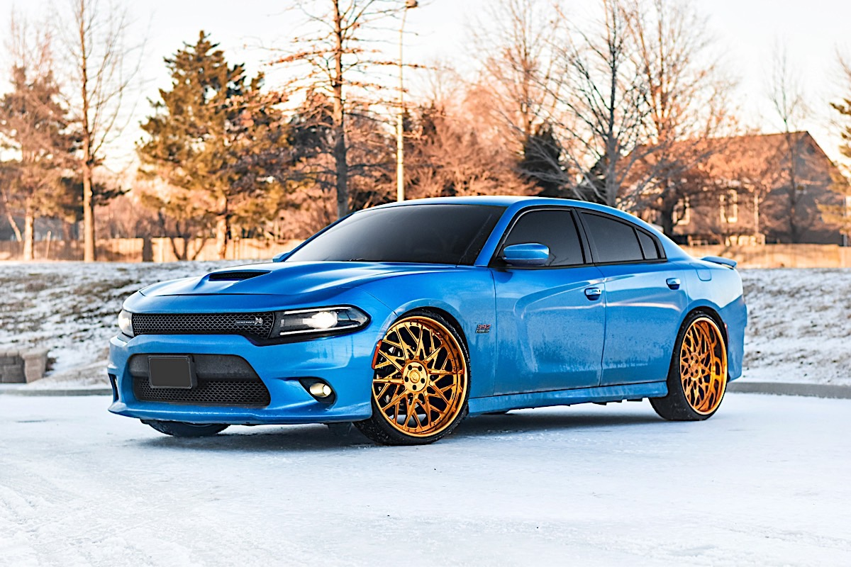Dodge Charger with