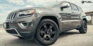 Beast - D564 on Jeep Grand Cherokee