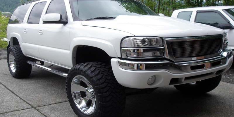 Chevrolet Suburban MKW Offroad M19
