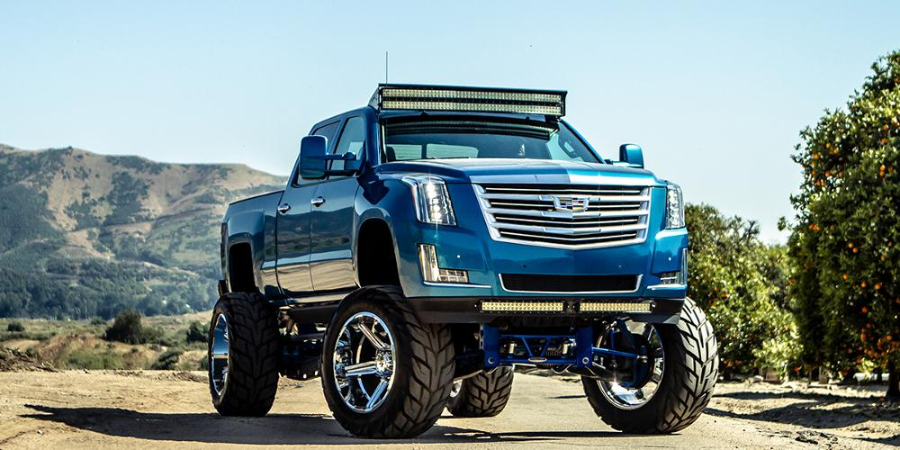 Cadillac Escalade V Rock Off-Road VR14x Ambush