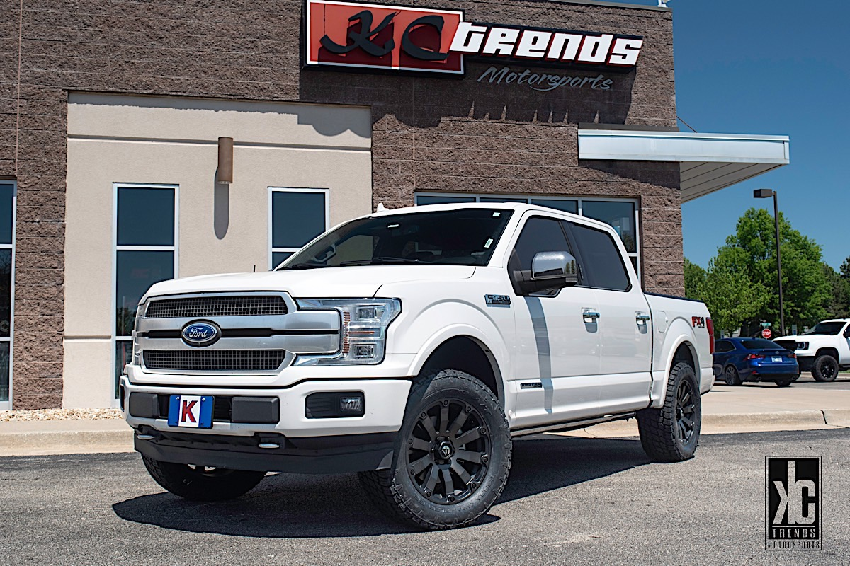 Ford F-150 Diesel - D636