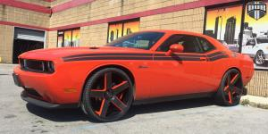 Baller - S116 on Dodge Challenger
