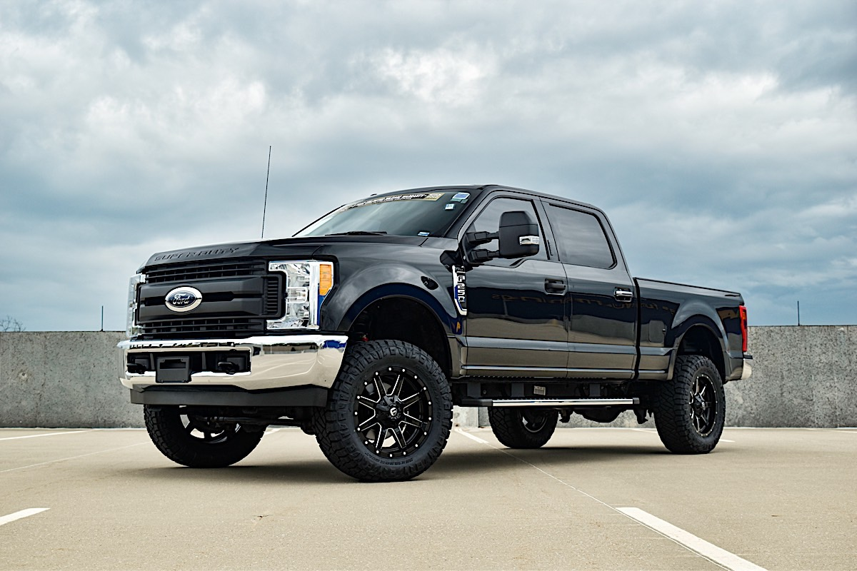 Ford F-250 Super Duty Maverick - D610
