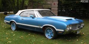 Four42 - F230 on Oldsmobile 442