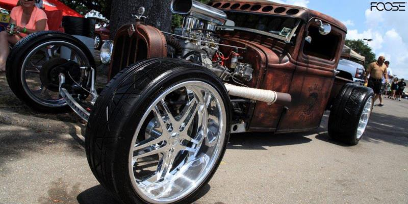 Ford Roadster Impala - F429 Concave