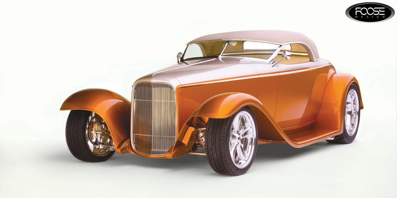 Ford Roadster Knuckle - F227