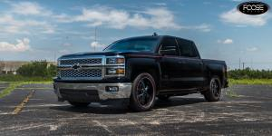 Legend 6 - F137 on Chevrolet Silverado 1500 HD