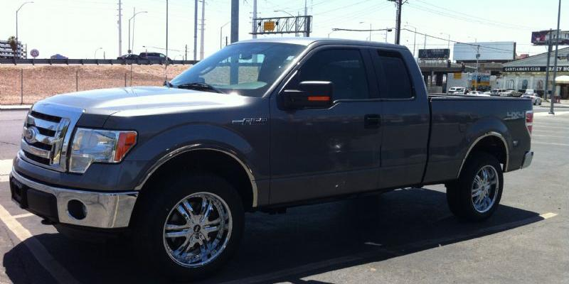 Ford F-150 Avenue A607