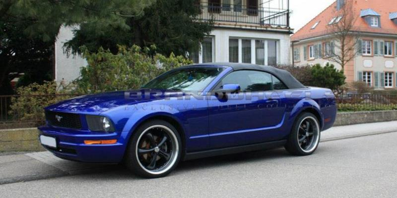 Ford Mustang S818 Retro