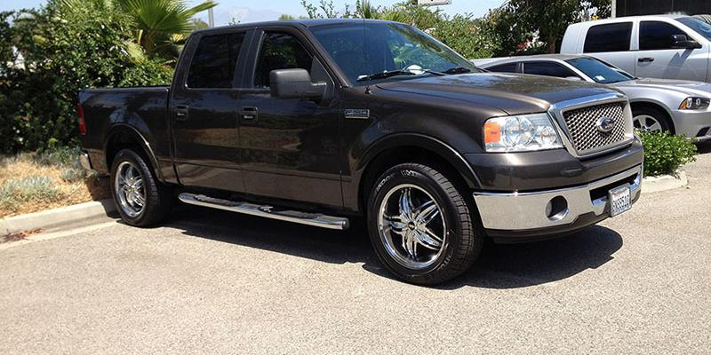 Ford F-150 Avenue A609