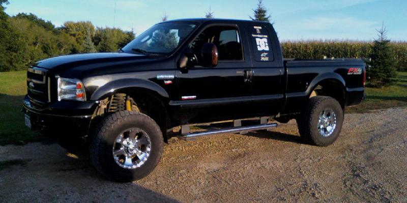 Ford F-250 M19