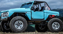 Anza Beadlock - D116 on Ford Bronco