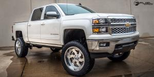 FF03 - 6 Lug on Chevrolet Silverado 1500 HD