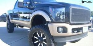 Maverick - D537 on Ford F-250 Super Duty