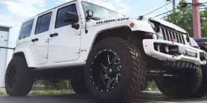 Renegade - D265 on Jeep Wrangler