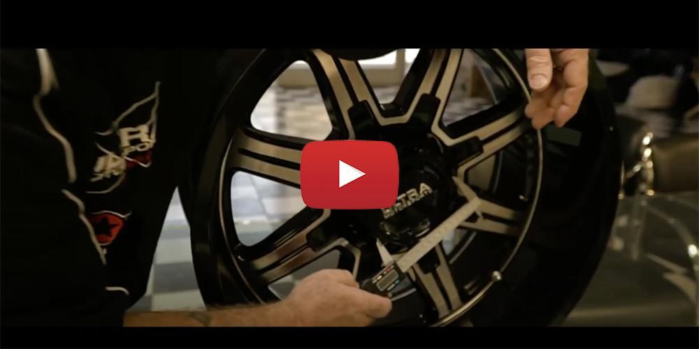 Ultra Wheel Company Legacy ULTRA MOTORSPORTS 203 Hunter