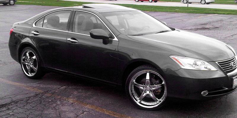 Lexus ES Milanni Luxury Wheels 453 ZS-1