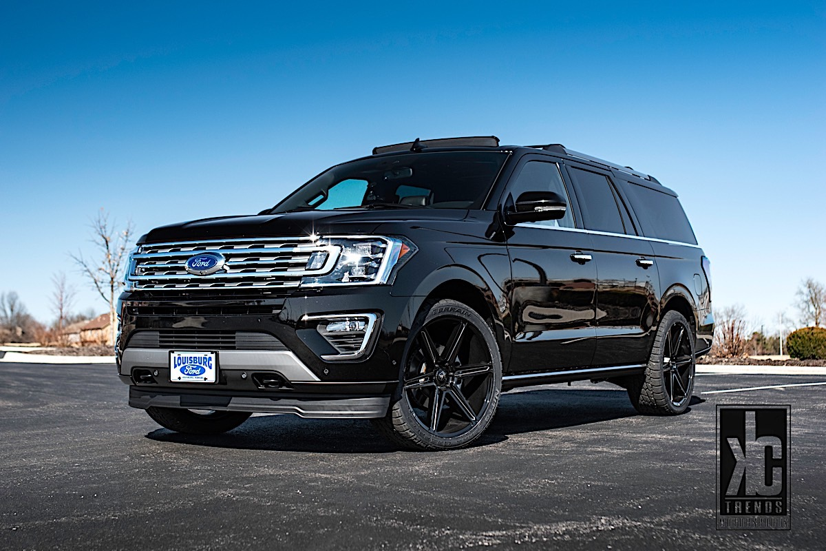 Ford Expedition ABL-25 Alpha 6
