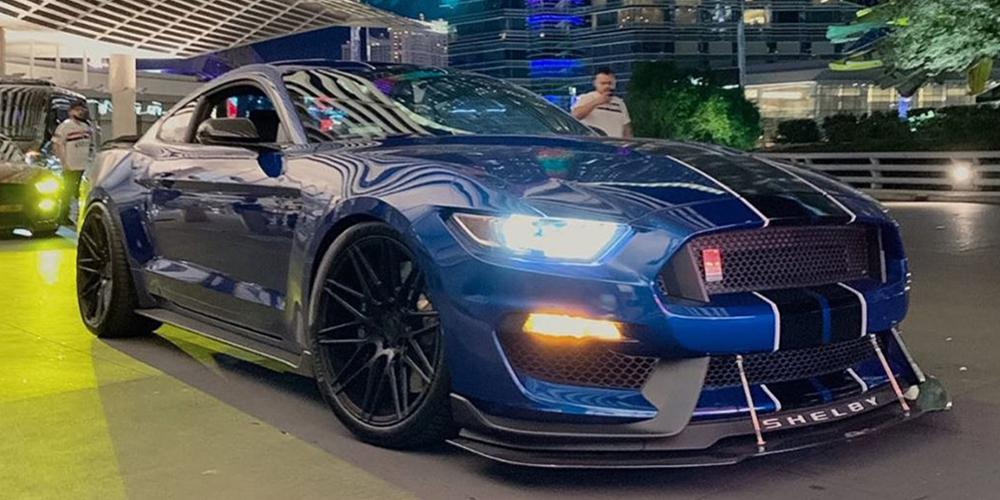 Ford Mustang Verde Form VFF01