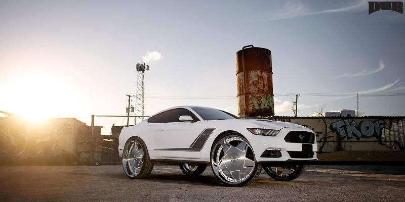 Ford Mustang Boosta - XB6
