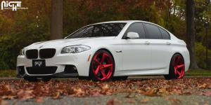 DTM on BMW 5-Series