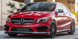 Surge - M114 on Mercedes-Benz AMG CLA45