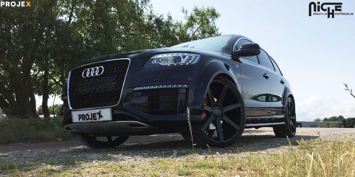 Audi Q7 Verona M150 Gallery Wheel Tec