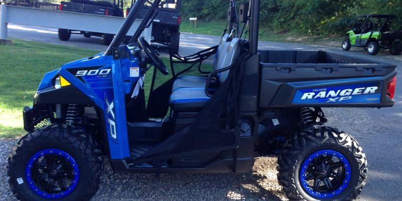 ATV - Polaris Ranger 551 Five Fifty One