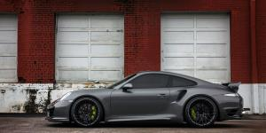 BLQ-T on Porsche 911 Turbo