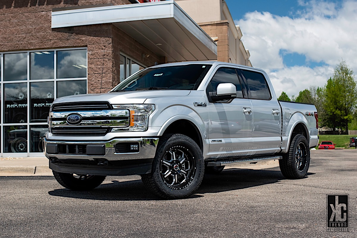 Ford F-150 with