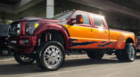 Ford F-350 Dually