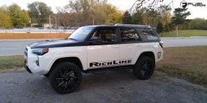 Renegade - D265 on Toyota 4Runner