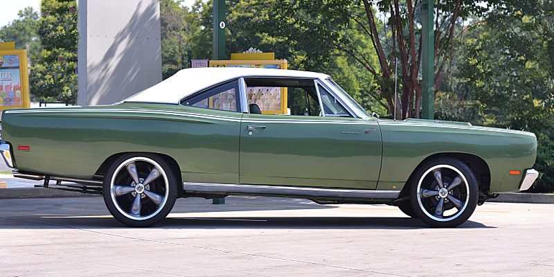 Plymouth Roadrunner 142 Legend 6