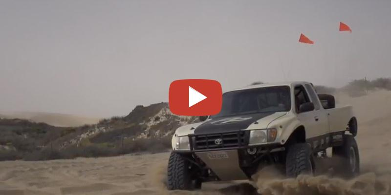 Toyota Tacoma (Oceano Dunes)