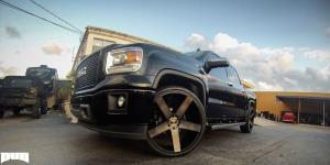 Baller - S116 on GMC Sierra 1500