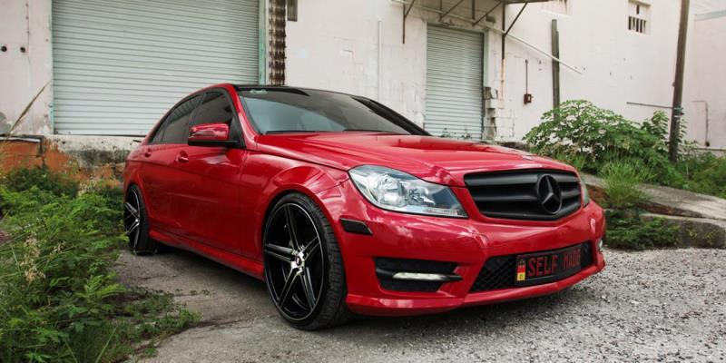 Mercedes-Benz C300 Spec-1 Racing SP-08