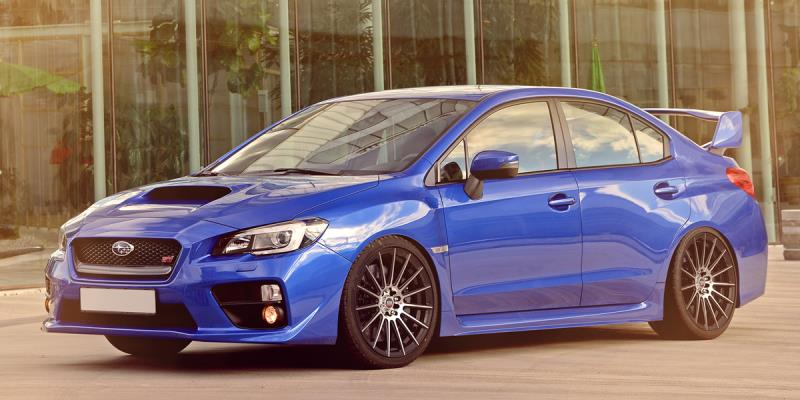 Subaru WRX STI Spec-1 Racing SP-27