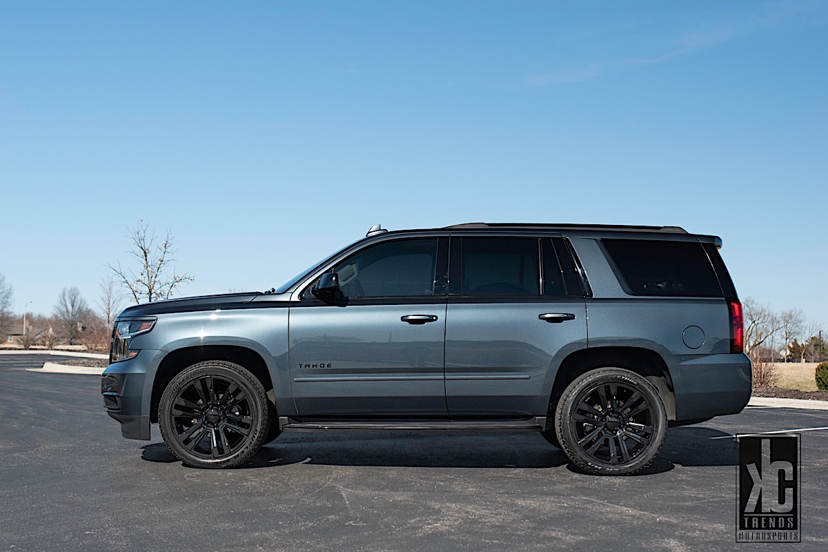 Chevrolet Tahoe with Factory Reproductions Style 93