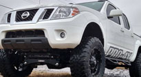 Hostage - D531 on Nissan Frontier