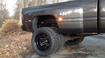 Dodge Ram 3500 Dual Rear Wheel