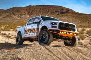 Ford F-150 with MKW Offroad M204