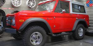 Indy - U101 on Ford Bronco