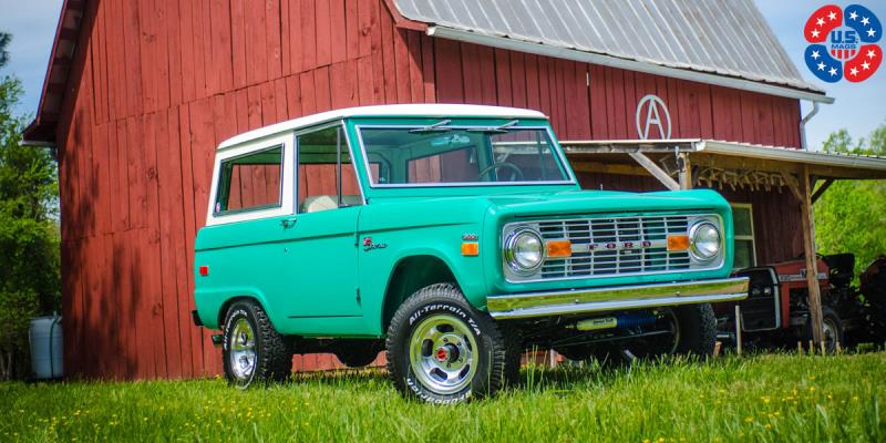 Ford Bronco Indy - U101 Truck