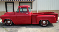 Plain Jane - U475 on Chevrolet 3100