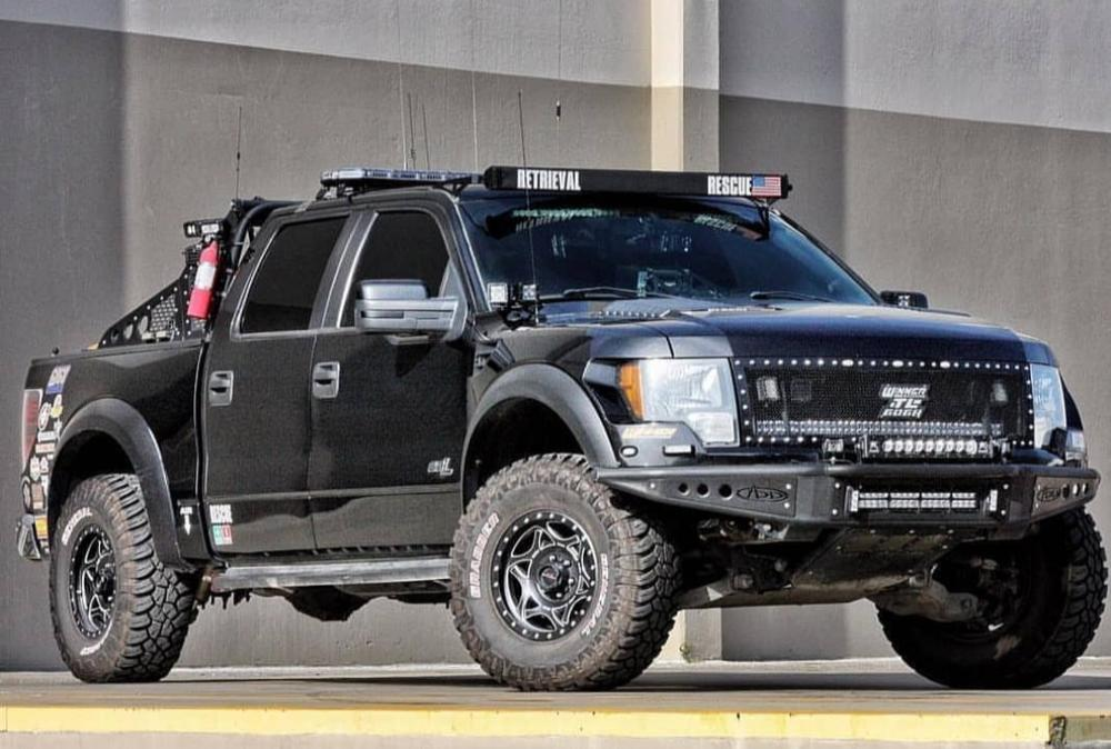 Ford F-150 501 Legend II
