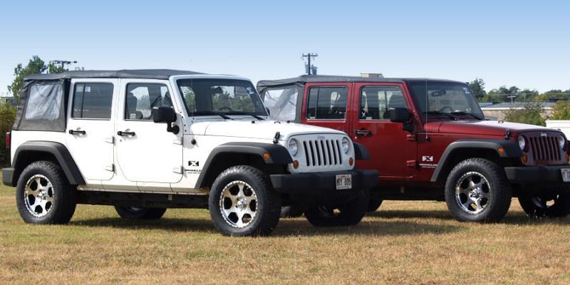Jeep Wrangler ULTRA MOTORSPORTS 175 Rogue