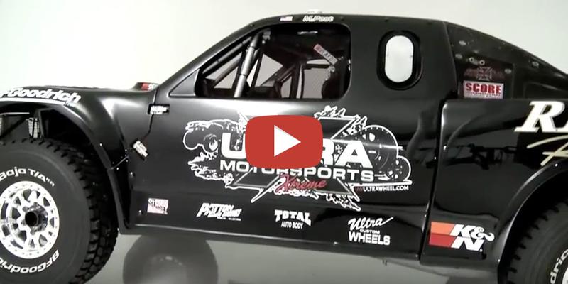 Ultra Motorsports Xtreme Trophy Truck