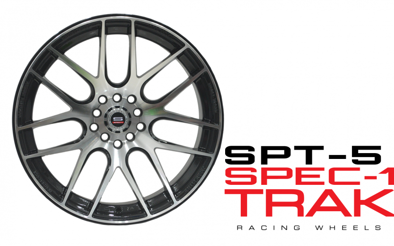 Spec-1 Trak Racing Wheels: SPT-5