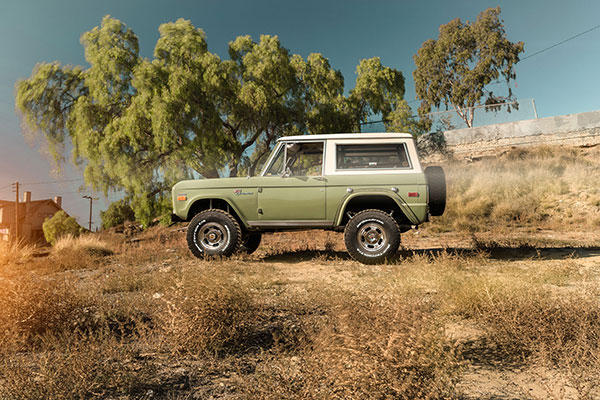 Ford Bronco | US Mags